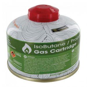 100g valved cartridge gas cartridge preppers paradise