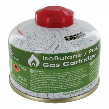 100g valved cartridge gas cartridge preppers paradise