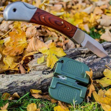 precision knife sharpener pocket preppers paradise photo
