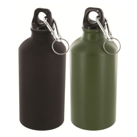 bottle-water-0.5l-500ml-olive-green-black-alu-aluminium-hydration