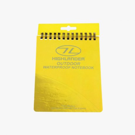 HIGHLANDER-OUTDOOR-WATERPROOF-NOTEBOOK