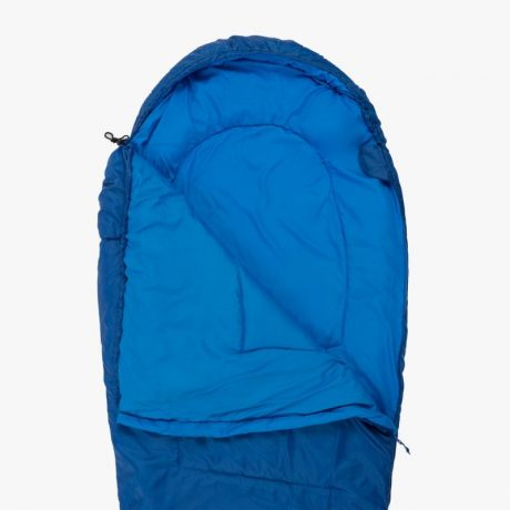 HIGHLANDER-SLEEPLINE-350-MUMMY-SLEEPING-BAG-BLUE-1