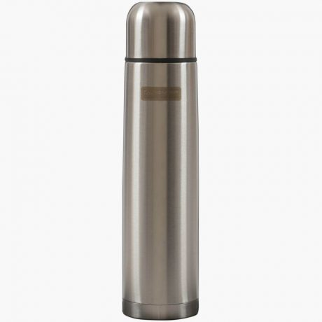 HIGHLANDER-TUFFLASK-1L-SILVER-FLASK-INSUALTED-DOUBLE-WALLED
